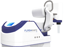 FLASHKNiFE: FLASH radiotherapy system in the treatment of cancer